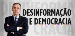 Em vídeo, Barroso alerta para a responsabilidade pelo que se compartilha na internet