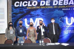 Ciclo de Debates UVB-Reforma Tributária, Eleições 2020 e Pacto Federativo