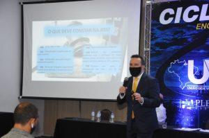 Dr. Fábio Gisch debate sobre os desafios e regras para quem exerce o mandato parlamentar nos municípios