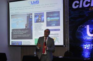 Coordenador geral do Interlegis participa de Ciclo de debates em Brasília