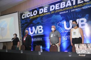 UVB realiza  o 3º Ciclo de Debates em Brasília-DF
