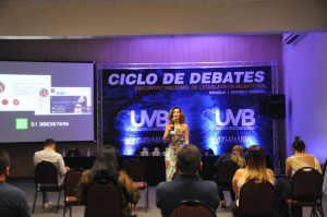 Ciclo de debates apresenta Neurociência Politica com a Dra. Jeanine Benkenstein em Brasília/DF