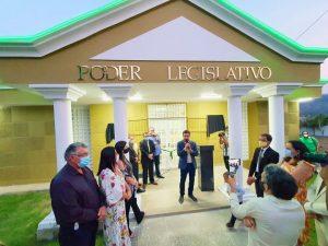 Câmara Municipal do Bonito/PE inaugura novo prédio