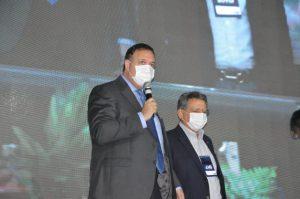 Deputado Federal Tadeu Filippelli presente na XIX Marcha dos Vereadores  e Vereadoras