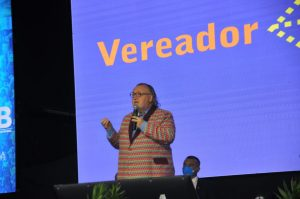 Jornalista Adriano Mazzarino  participa da XIX Marcha dos Vereadores e Vereadoras em Brasília.