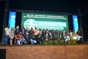 UVB homenageia vereadores com  medalhas Top Legislativo e  Mulher destaque Nacional