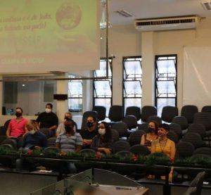 Vereadores eleitos participam de reunião na Câmara Municipal de Viçosa