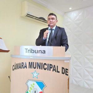 Toim Braga, de Umirim, assume a presidência da UVC