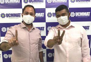 Edclay Coelho e Bruno Rios disputam a presidência da UCMMAT