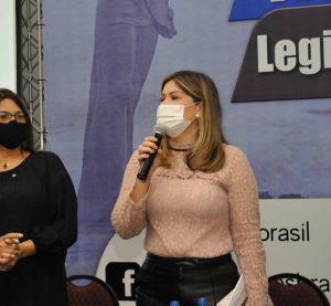 Deputadas do Amapá participam do Encontro Nacional de Legislativos da UVB