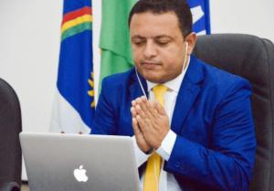 Léo do Ar é o novo presidente da UVP