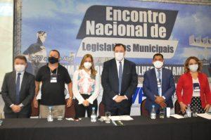 Abertura oficial do Encontro Nacional de Legislativos municipais e Fórum Nacional da Mulher Parlamentar