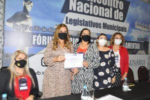 Fórum Nacional da Mulher Parlamentar com nova diretoria