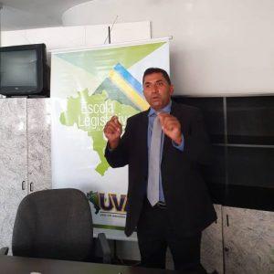 Asaf Sobrinho é reeleito presidente da UVCM