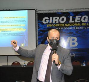 Aspectos gerais do ciclo orçamentário no Giro do Legislativo Municipal.