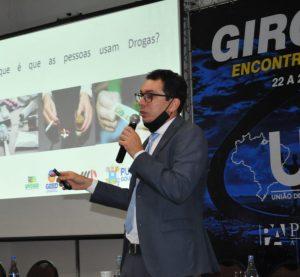 Projeto conhecer para  acolher e apresentado em Encontro da UVB em Brasília