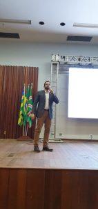 Media training , redes sociais e oratória no Giro Legislativo em Goiânia