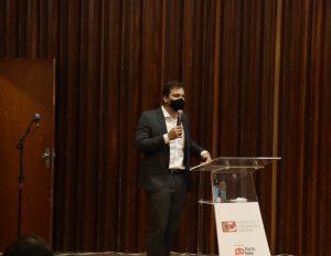 Vereador Lucas Kitão debate sobre Processo Legislativo em evento da UVB em Goiânia