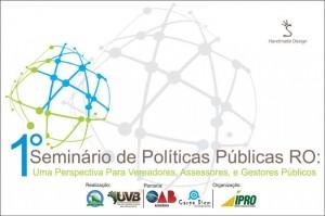 UCAVER promove 1º Seminário de Políticas Públicas em Rondônia