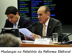 Relator da Reforma Política recua e atende pleito dos Vereadores