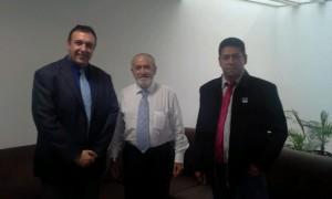 UVB se reúne com presidente da ABEL