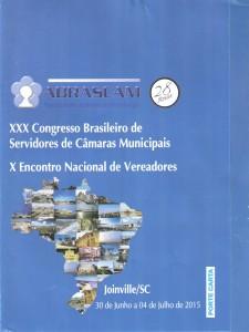 Abrascam promove Congresso Brasileiro de Servidores de Câmaras Municipais