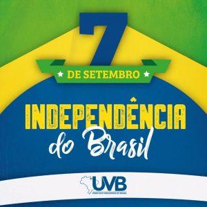 Dia da Independência do Brasil – 7 de Setembro