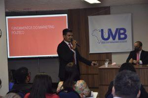 Os principais fundamentos do marketing políticos é tema no Encontro de Legislativos em Salvador