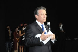 Deputado André de Paula apresenta o Prolegis aos vereadores e vereadoras
