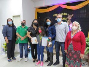 Câmara de Marechal Floriano, participa da premiação de Olimpíada Canguru de Matemática