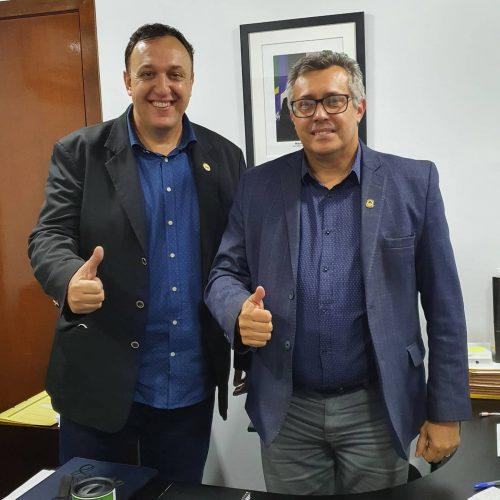 Presidente da UVB cumpri agenda no estado do Tocantins
