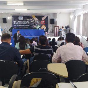 UVB presente na Capacitação da União dos Vereadores do Vale do Araguaia em Divinópolis