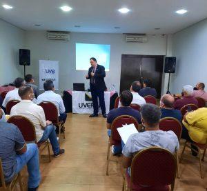 Curso Nacional de Qualificação Legislativa em Foz do Iguaçu/PR